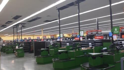 Walmart Pedley